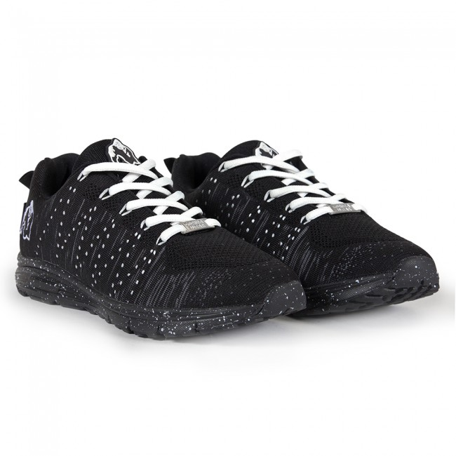 Black Darcy Chunky Shoes